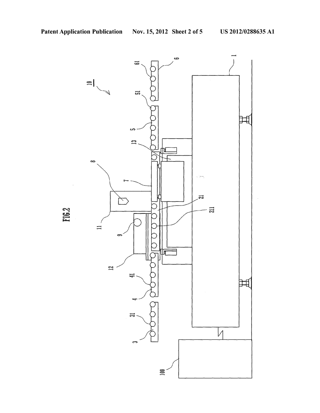 SUBSTRATE COATING DEVICE AND SUBSTRATE COATING METHOD - diagram, schematic, and image 03