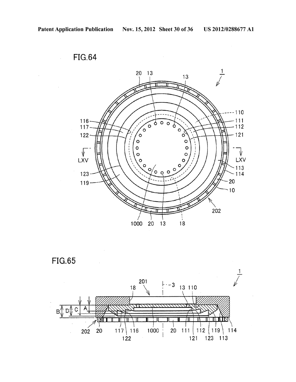SUPER ABRASIVE WHEEL, METHOD OF MANUFACTURING WAFER USING THE SAME, AND     WAFER - diagram, schematic, and image 31
