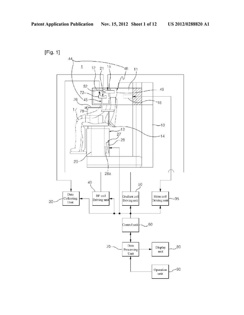 DENTAL RF COIL, HEAD-FIXING UNIT, AND MAGNETIC RESONANCE IMAGING SYSTEM     INCLUDING SAME - diagram, schematic, and image 02