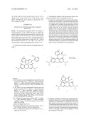 FLUORESCENT PROBE COMPOUNDS, PREPARATION METHOD AND APPLICATION THEREOF diagram and image
