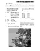 AQUEOUS PROCESS FOR PRODUCING CRYSTALLINE COPPER CHALCOGENIDE     NANOPARTICLES, THE NANOPARTICLES SO-PRODUCED, AND INKS AND COATED     SUBSTRATES INCORPORATING THE NANOPARTICLES diagram and image