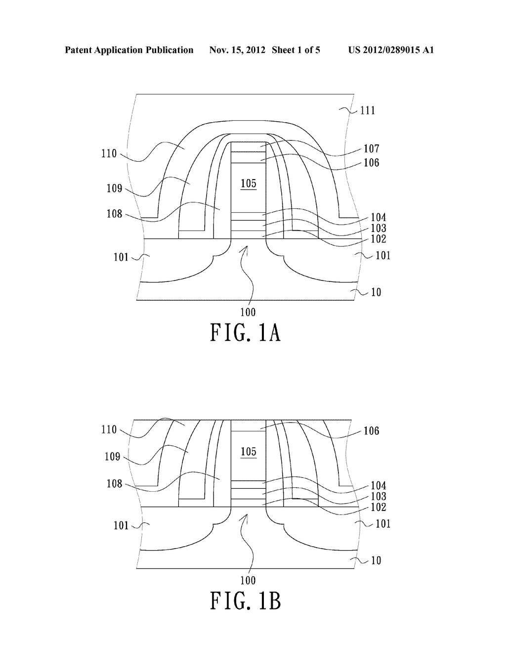 METHOD FOR FABRICATING SEMICONDUCTOR DEVICE WITH ENHANCED CHANNEL STRESS - diagram, schematic, and image 02