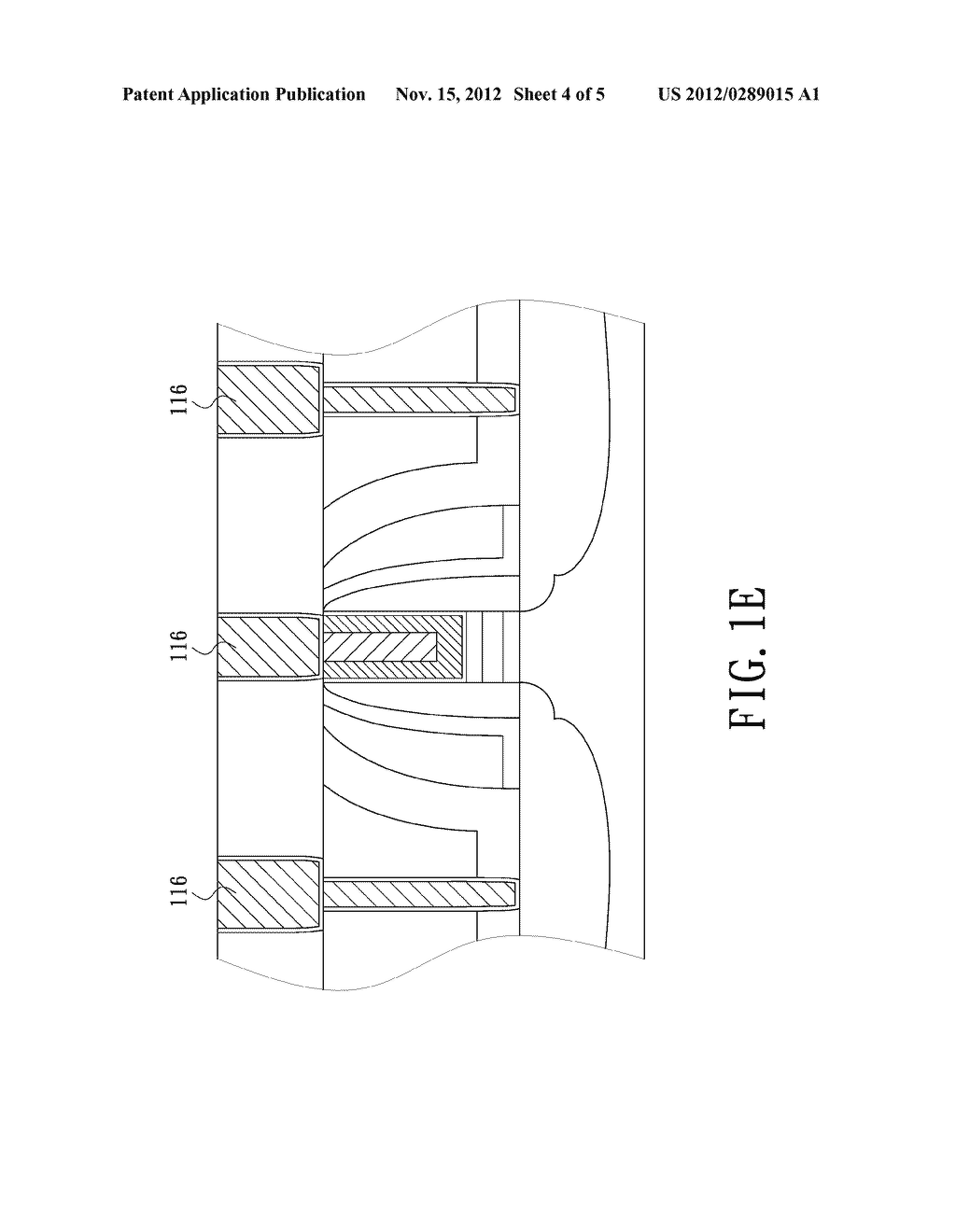 METHOD FOR FABRICATING SEMICONDUCTOR DEVICE WITH ENHANCED CHANNEL STRESS - diagram, schematic, and image 05