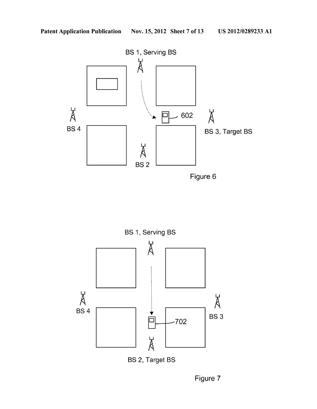 Method and Arrangement for Supporting Handover of a Mobile Terminal in     Certain Scenarios - diagram, schematic, and image 08