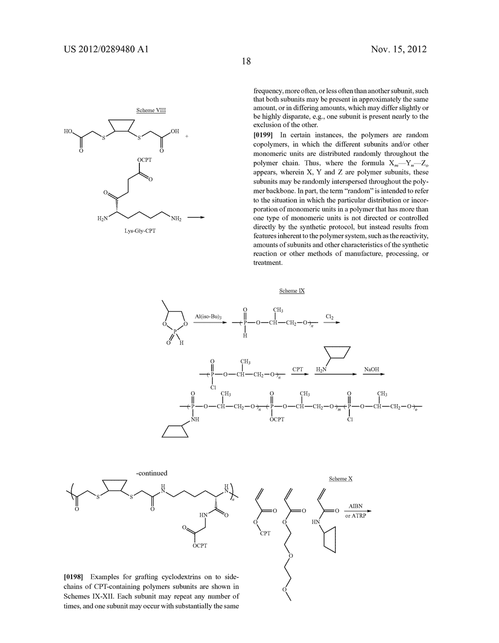 CYCLODEXTRIN-BASED POLYMERS FOR THERAPEUTICS DELIVERY - diagram, schematic, and image 30