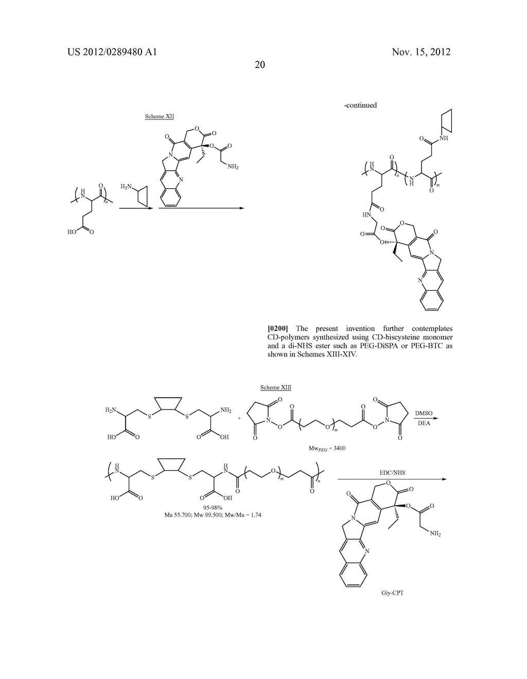 CYCLODEXTRIN-BASED POLYMERS FOR THERAPEUTICS DELIVERY - diagram, schematic, and image 32