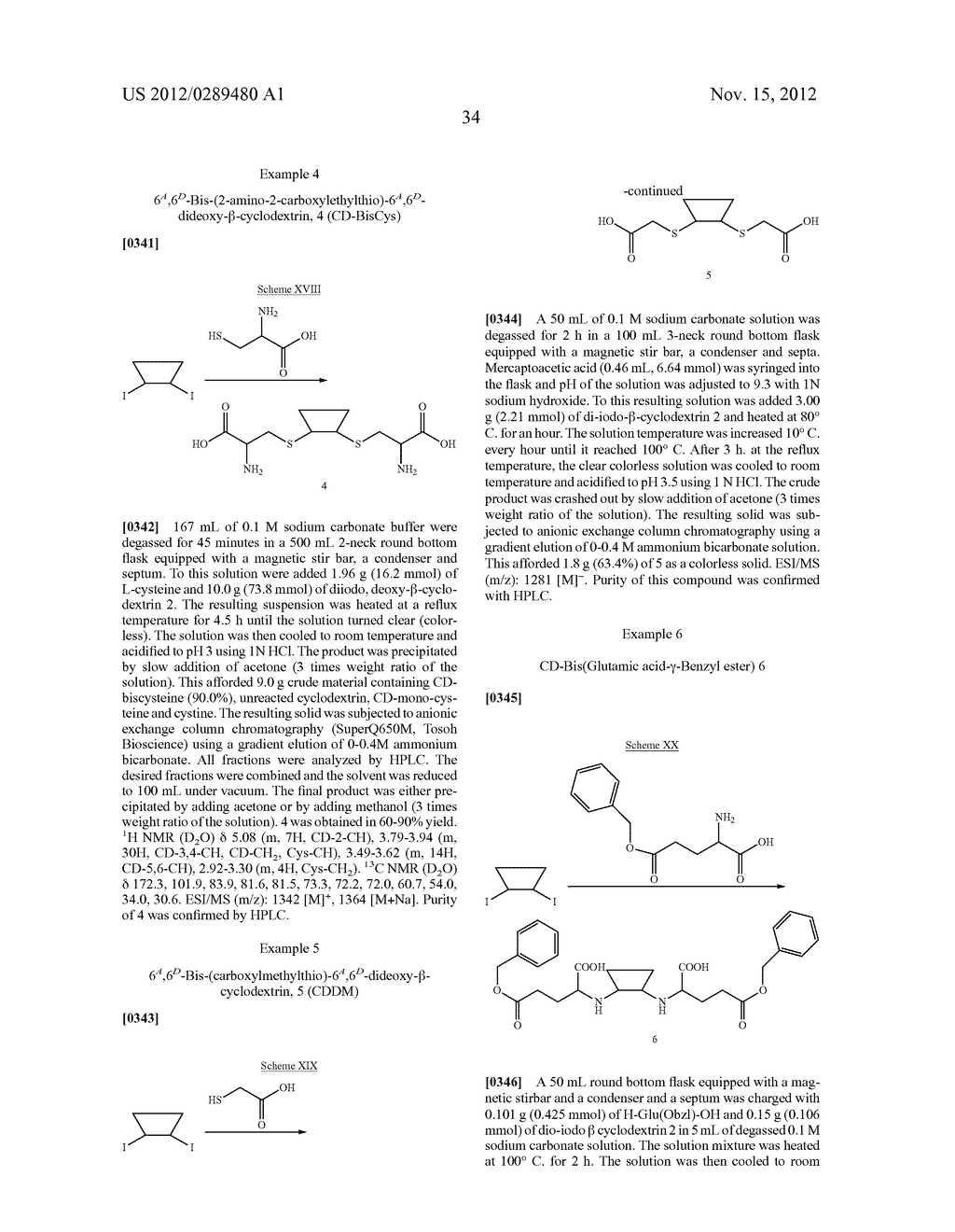 CYCLODEXTRIN-BASED POLYMERS FOR THERAPEUTICS DELIVERY - diagram, schematic, and image 46