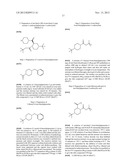 (4-TERT-BUTYLPIPERAZIN-2-YL)(PIPERAZIN-1-YL)METHANONE-N-CARBOXAMIDE     DERIVATIVES diagram and image