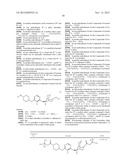 PYRIMIDINE ETHER DERIVATIVES AND METHODS OF USE THEREOF diagram and image