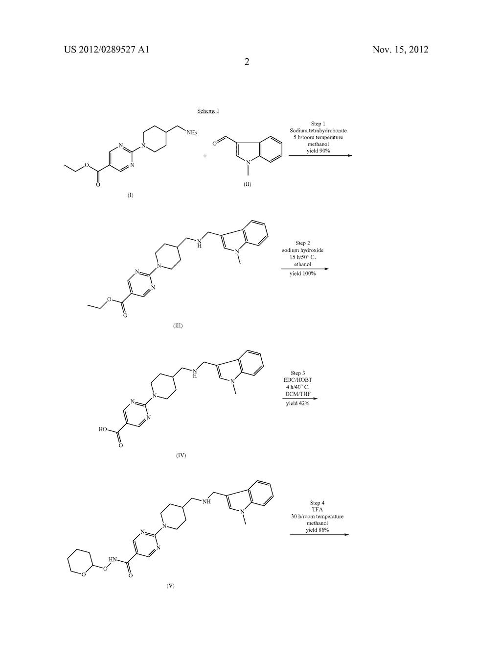 MONO-HYDROCHLORIC SALTS OF AN INHIBITOR OF HISTONE DEACETYLASE - diagram, schematic, and image 19