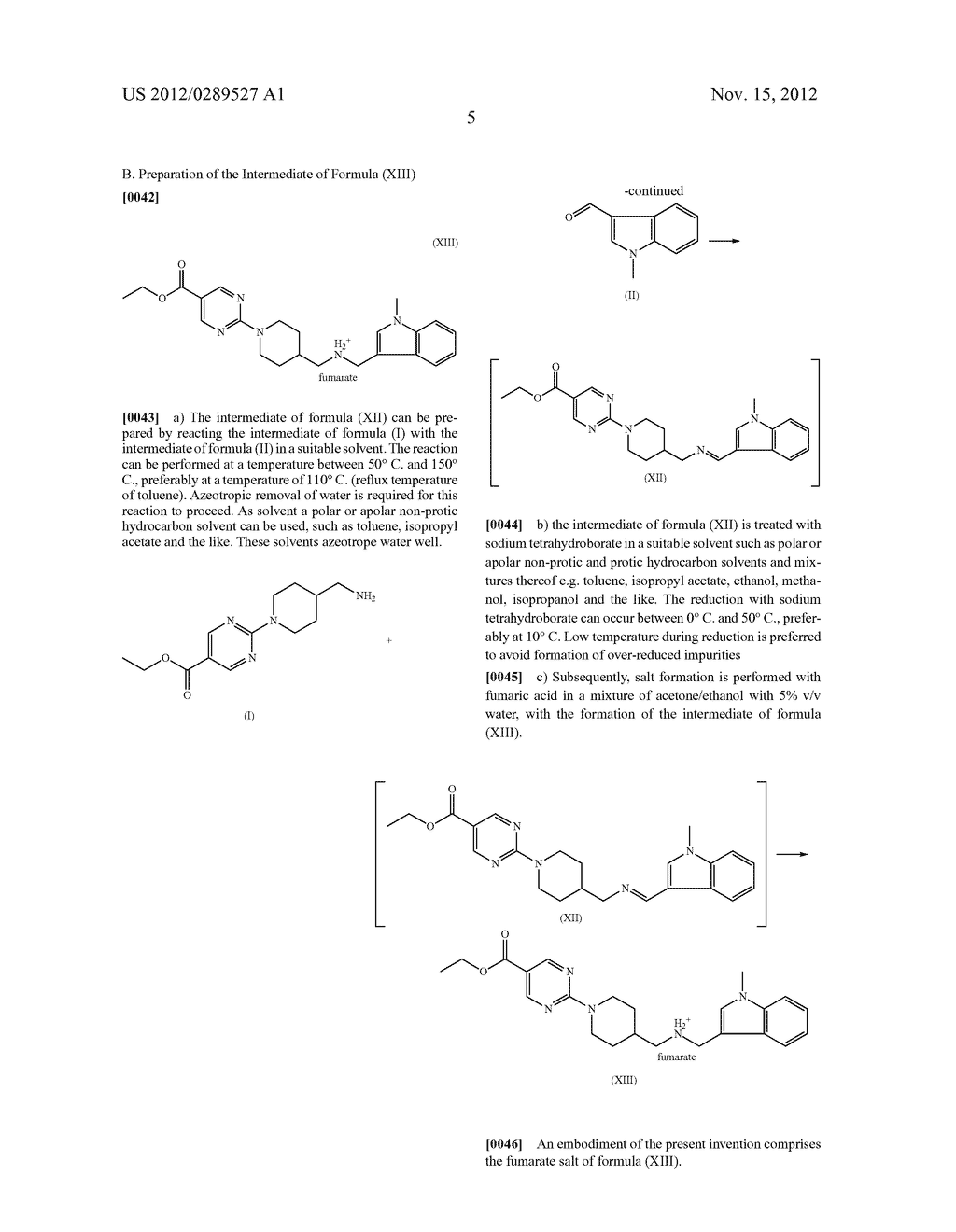 MONO-HYDROCHLORIC SALTS OF AN INHIBITOR OF HISTONE DEACETYLASE - diagram, schematic, and image 22