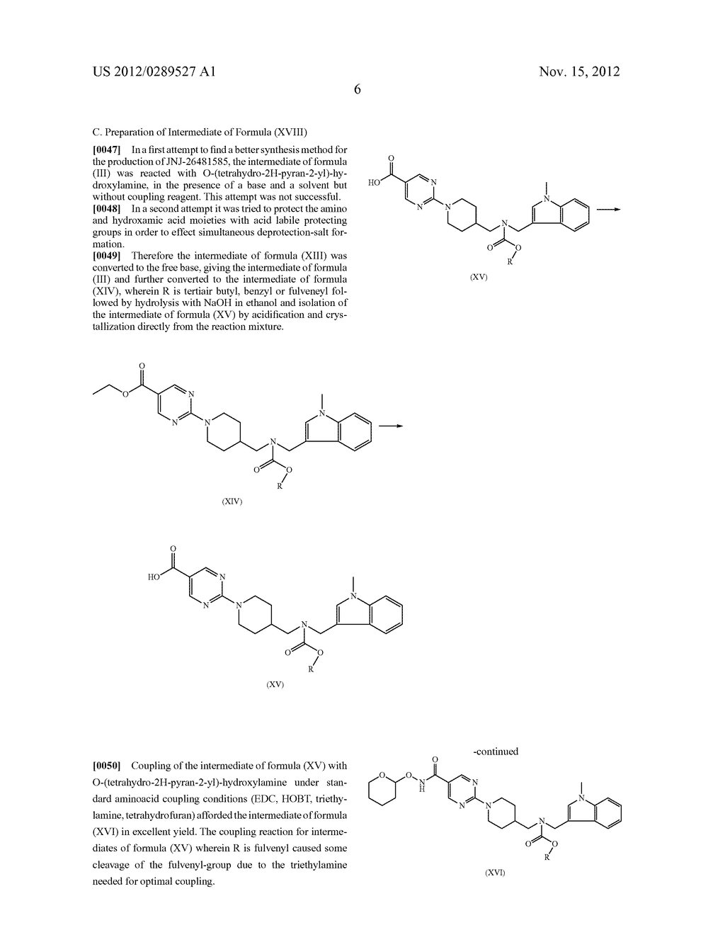 MONO-HYDROCHLORIC SALTS OF AN INHIBITOR OF HISTONE DEACETYLASE - diagram, schematic, and image 23