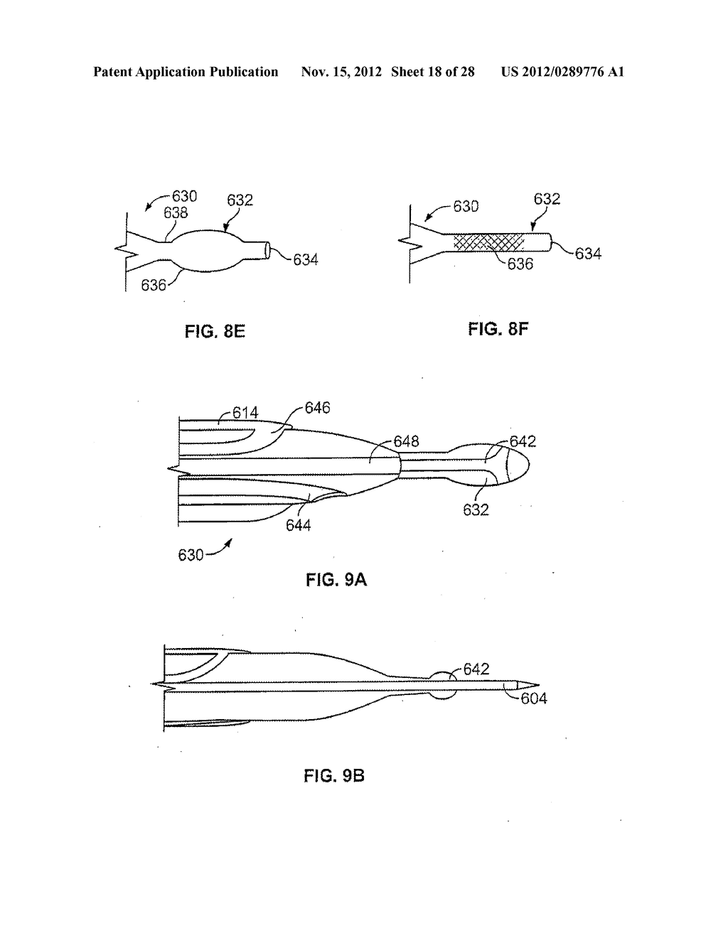 METHODS AND DEVICES FOR DIAGNOSING, MONITORING, OR TREATING MEDICAL     CONDITIONS THROUGH AN OPENING THROUGH AN AIRWAY WALL - diagram, schematic, and image 19