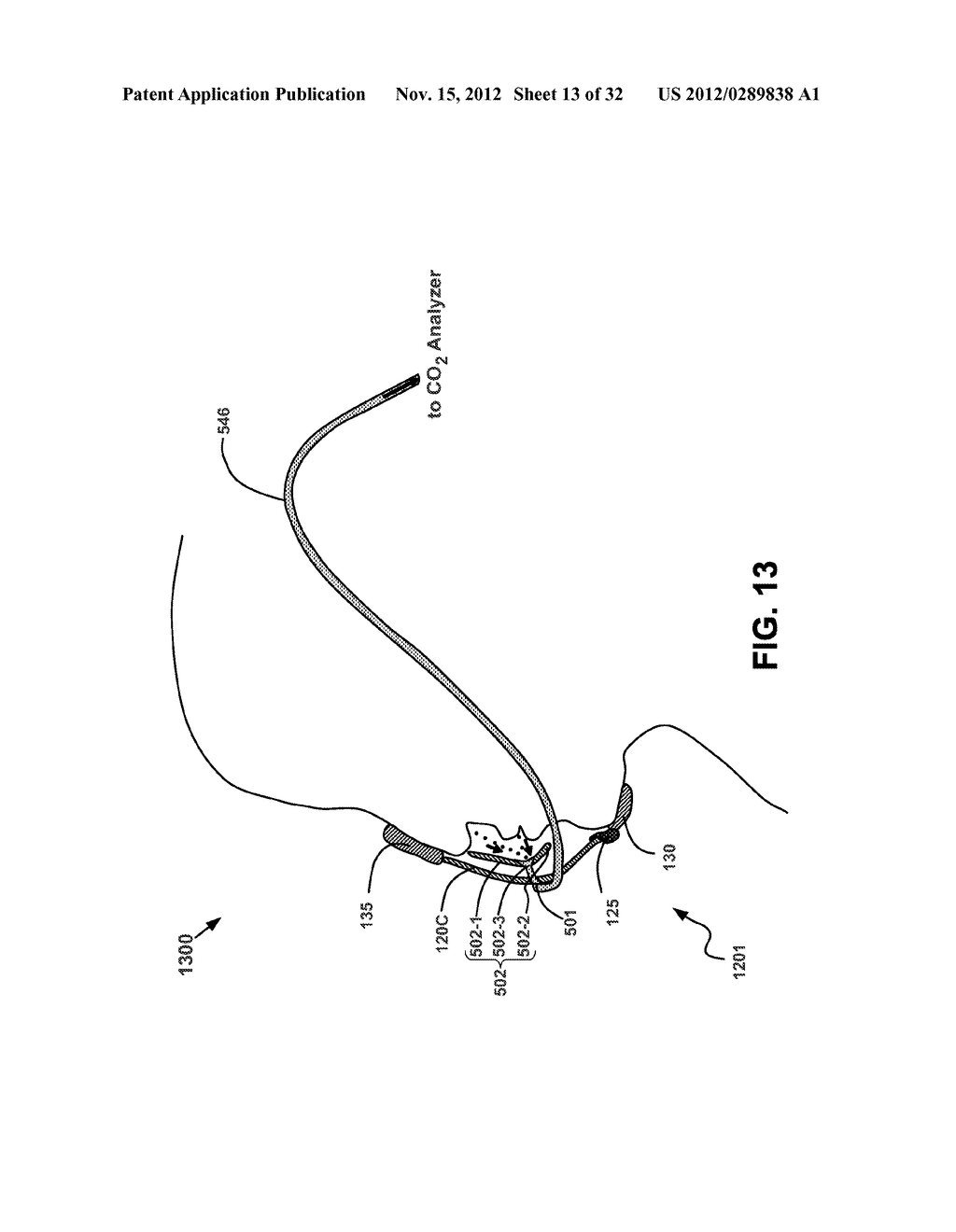 CARBON-DIOXIDE SAMPLING SYSTEM FOR ACCURATELY MONITORING CARBON DIOXIDE IN     EXHALED BREATH - diagram, schematic, and image 14