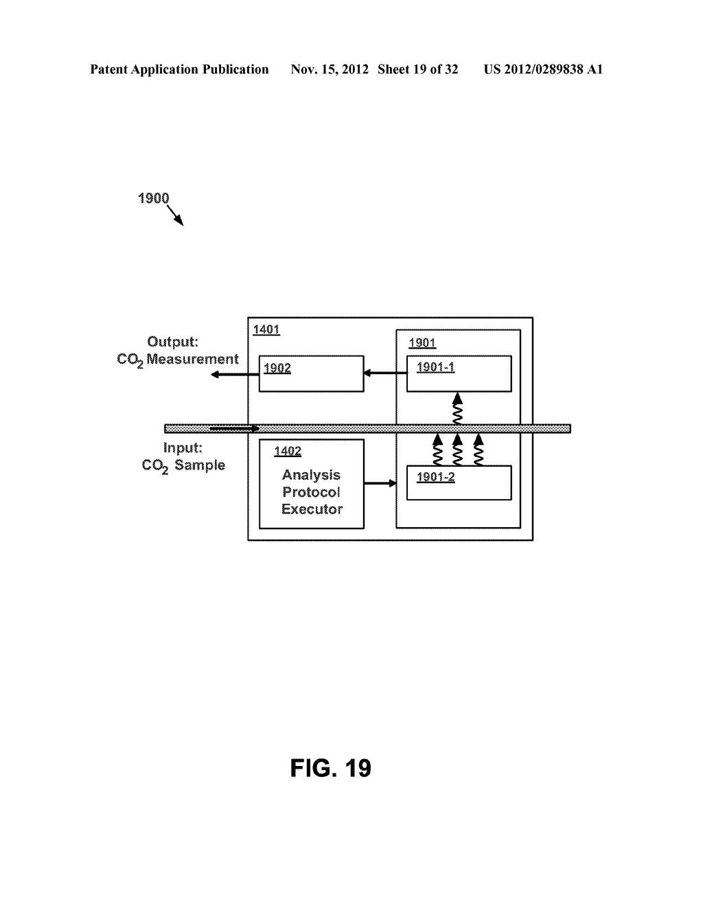 CARBON-DIOXIDE SAMPLING SYSTEM FOR ACCURATELY MONITORING CARBON DIOXIDE IN     EXHALED BREATH - diagram, schematic, and image 20