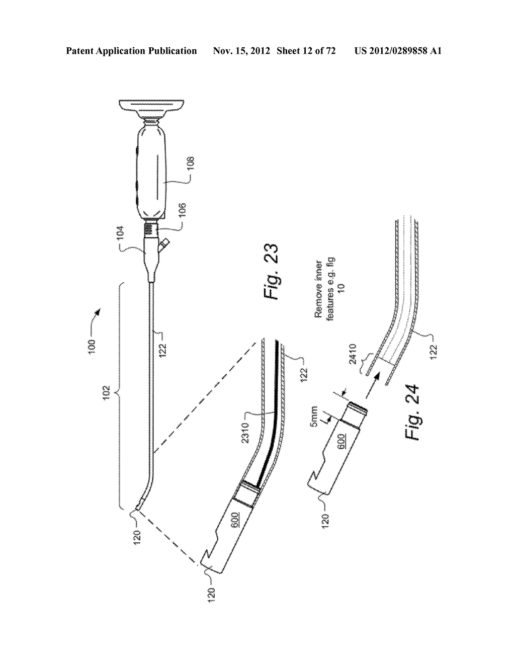 METHOD AND APPARATUS FOR HYSTEROSCOPY AND ENDOMETRIAL BIOPSY - diagram, schematic, and image 13