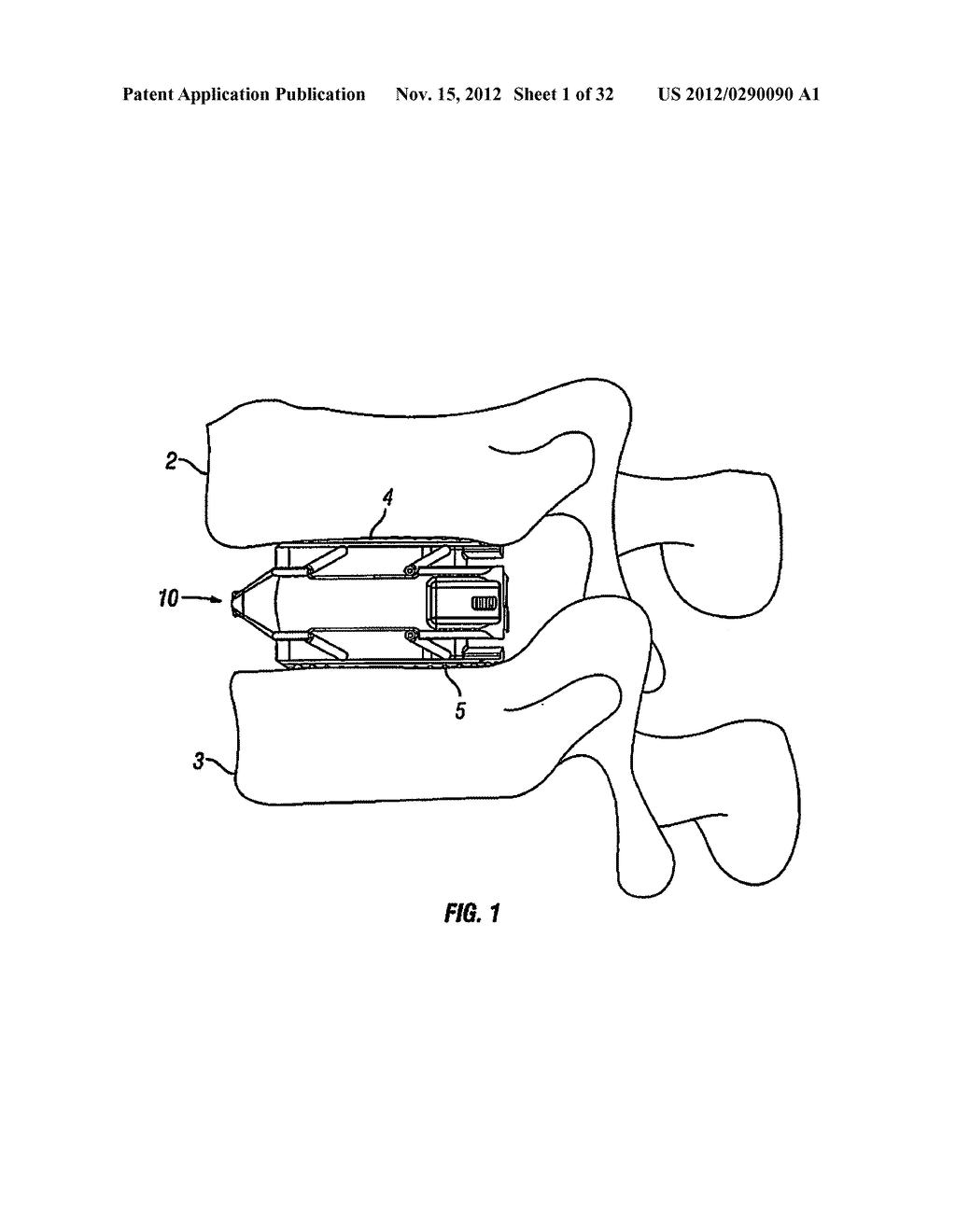 Expandable Fusion Device and Method of Installation Thereof - diagram, schematic, and image 02