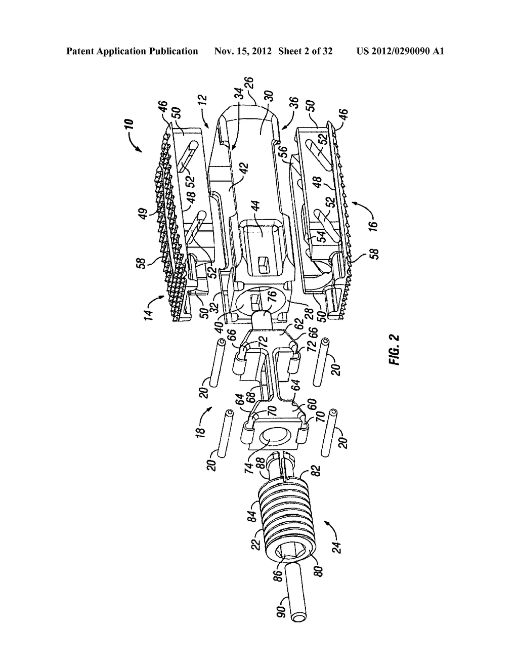 Expandable Fusion Device and Method of Installation Thereof - diagram, schematic, and image 03