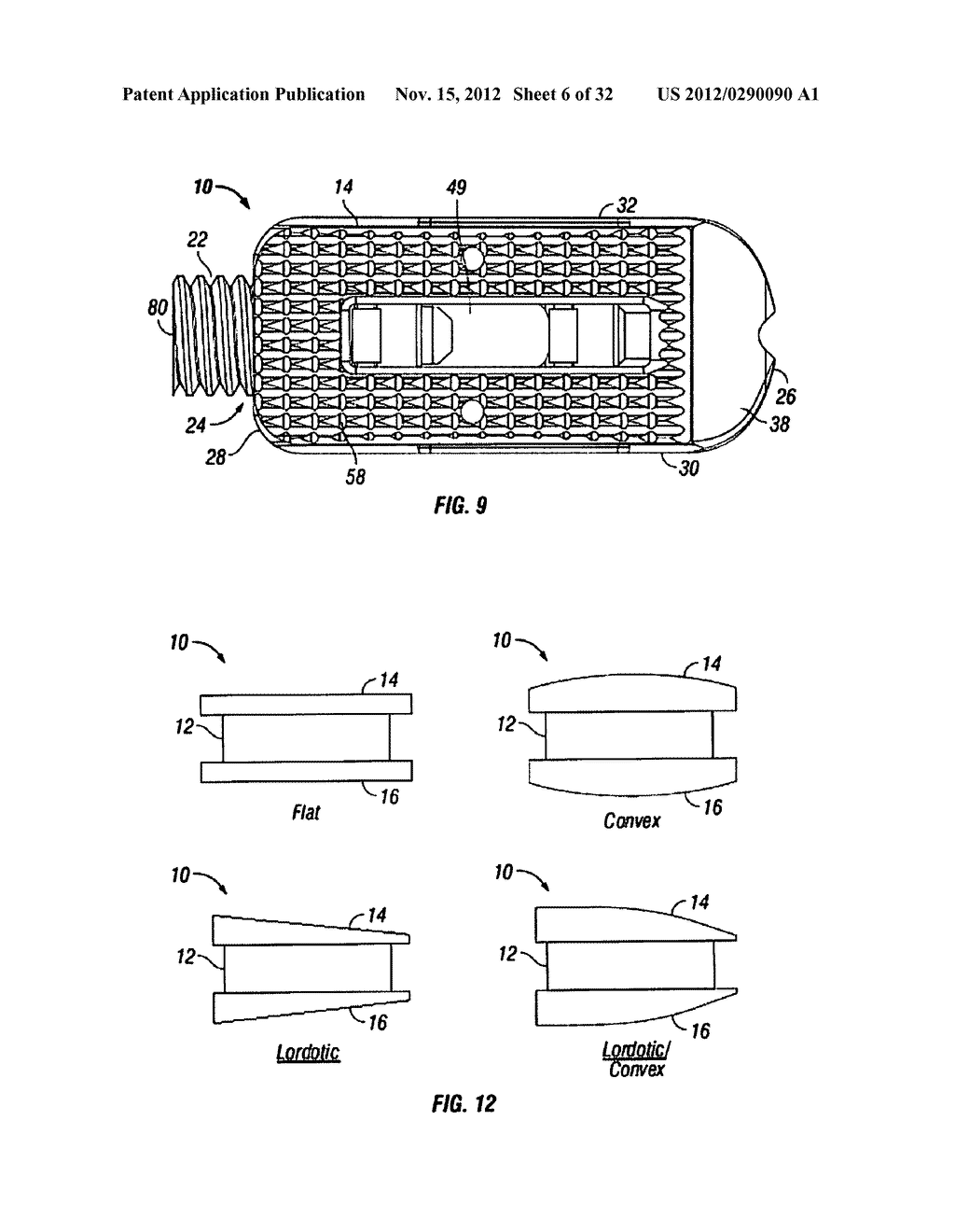 Expandable Fusion Device and Method of Installation Thereof - diagram, schematic, and image 07