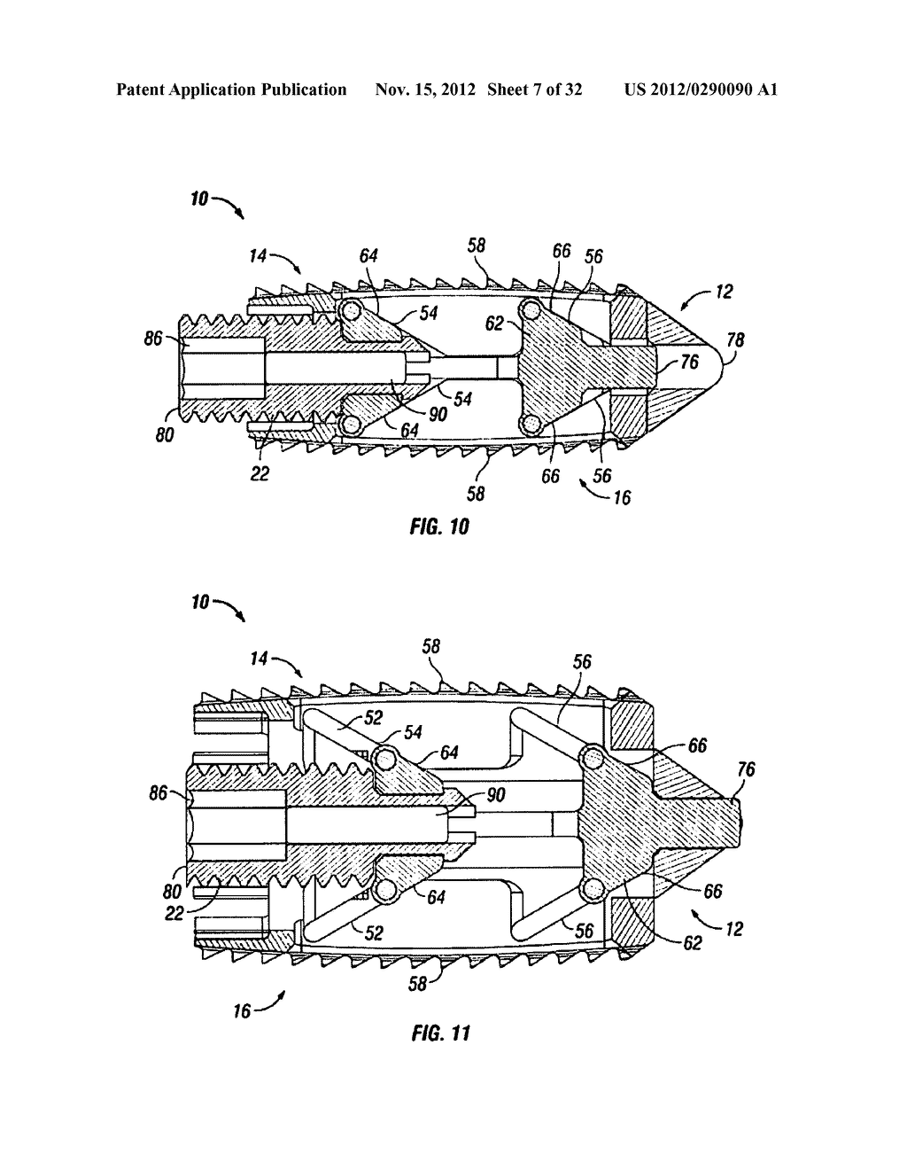 Expandable Fusion Device and Method of Installation Thereof - diagram, schematic, and image 08