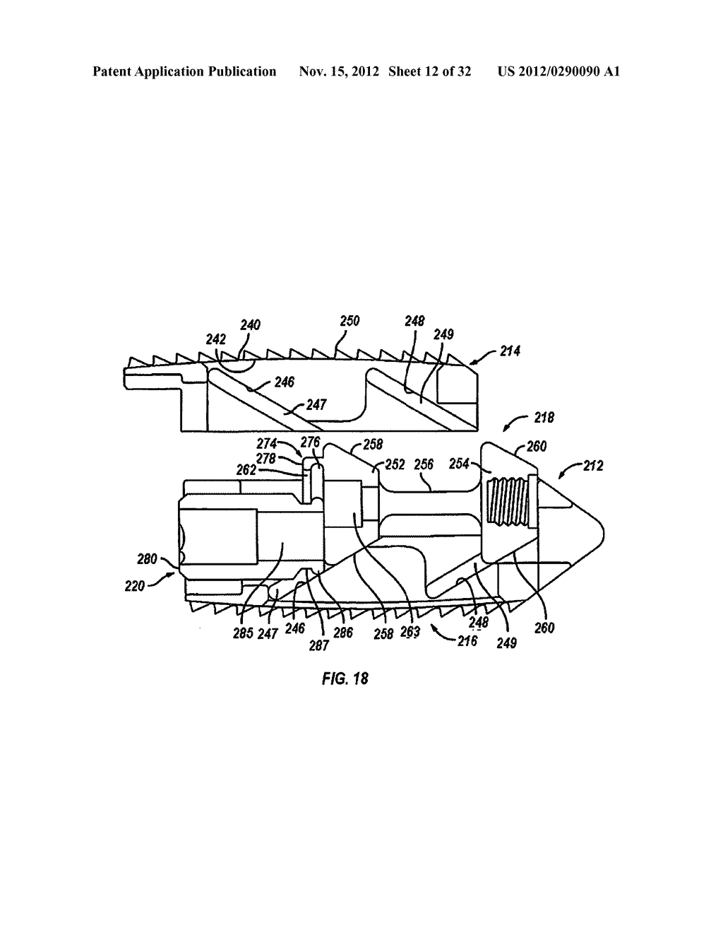 Expandable Fusion Device and Method of Installation Thereof - diagram, schematic, and image 13