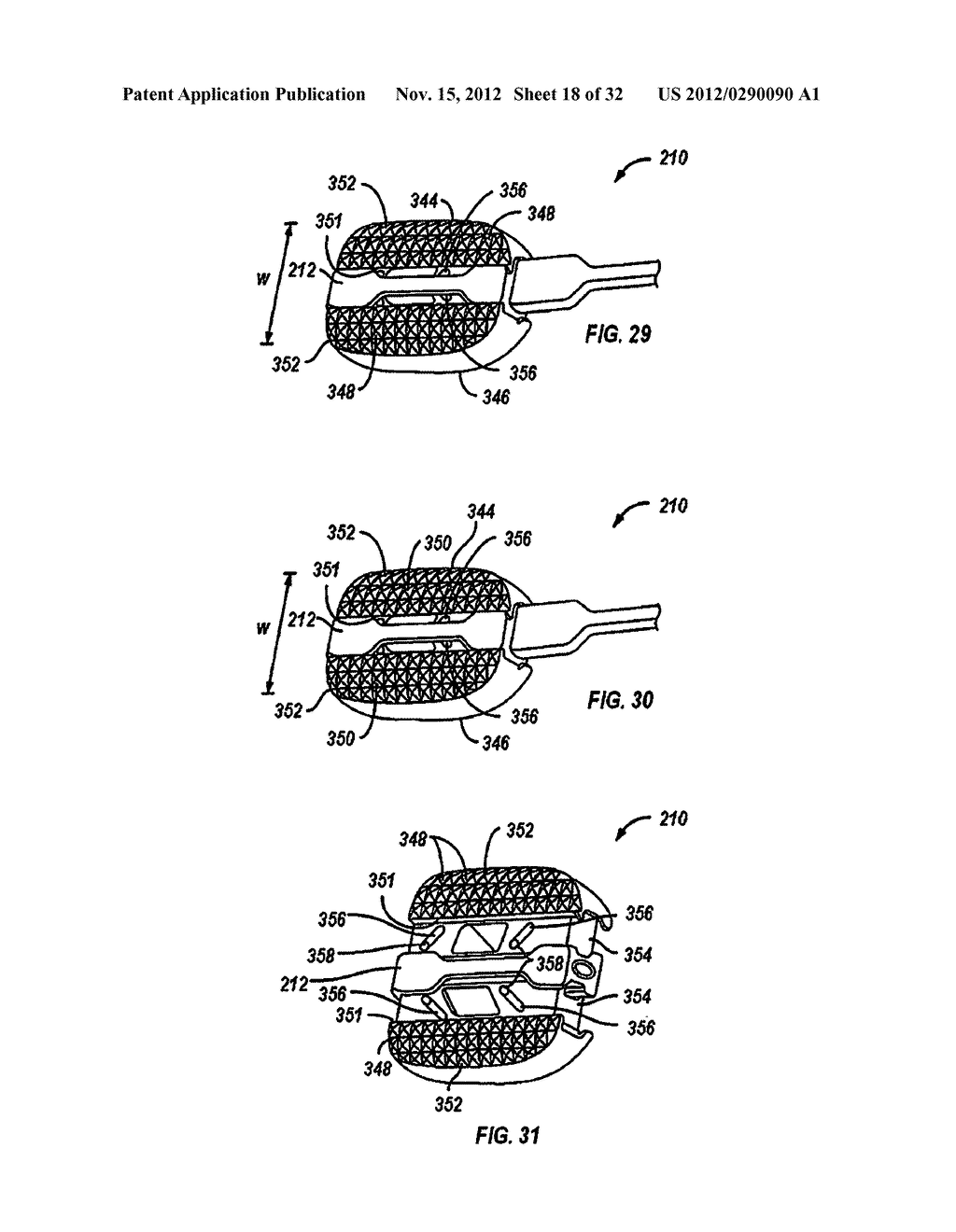 Expandable Fusion Device and Method of Installation Thereof - diagram, schematic, and image 19