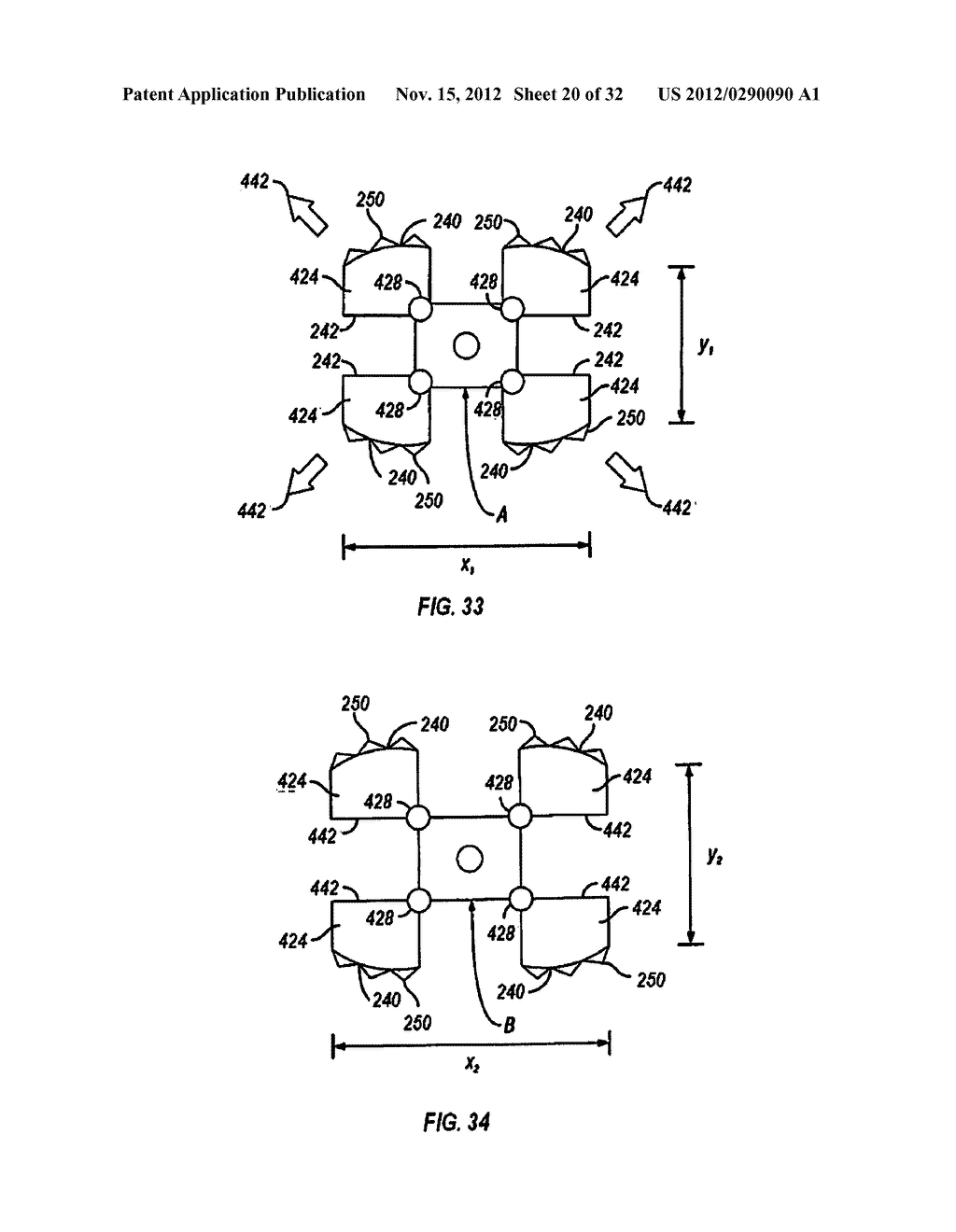 Expandable Fusion Device and Method of Installation Thereof - diagram, schematic, and image 21