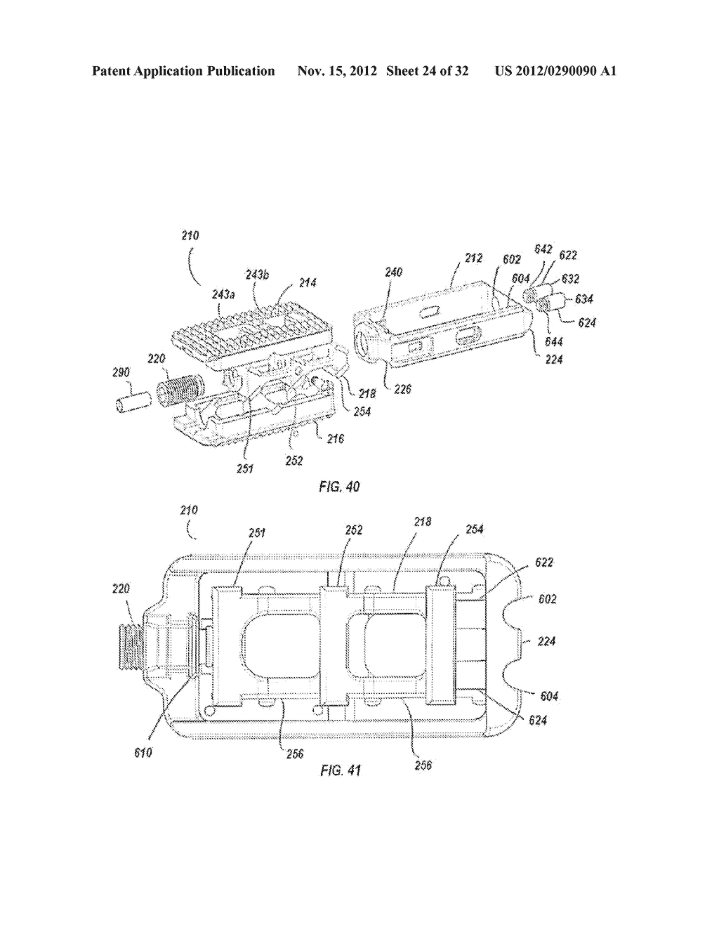 Expandable Fusion Device and Method of Installation Thereof - diagram, schematic, and image 25