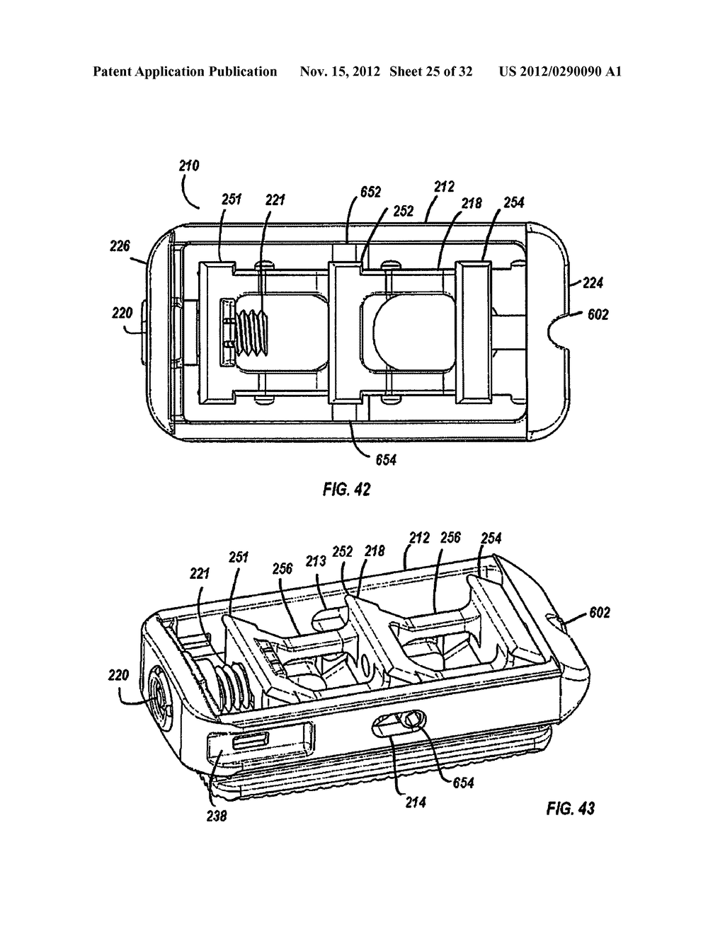 Expandable Fusion Device and Method of Installation Thereof - diagram, schematic, and image 26