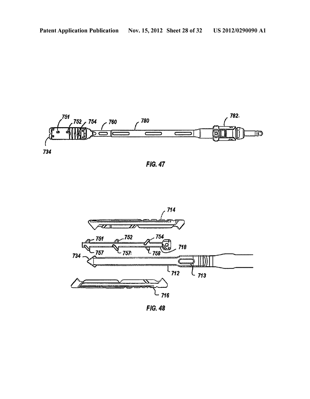 Expandable Fusion Device and Method of Installation Thereof - diagram, schematic, and image 29