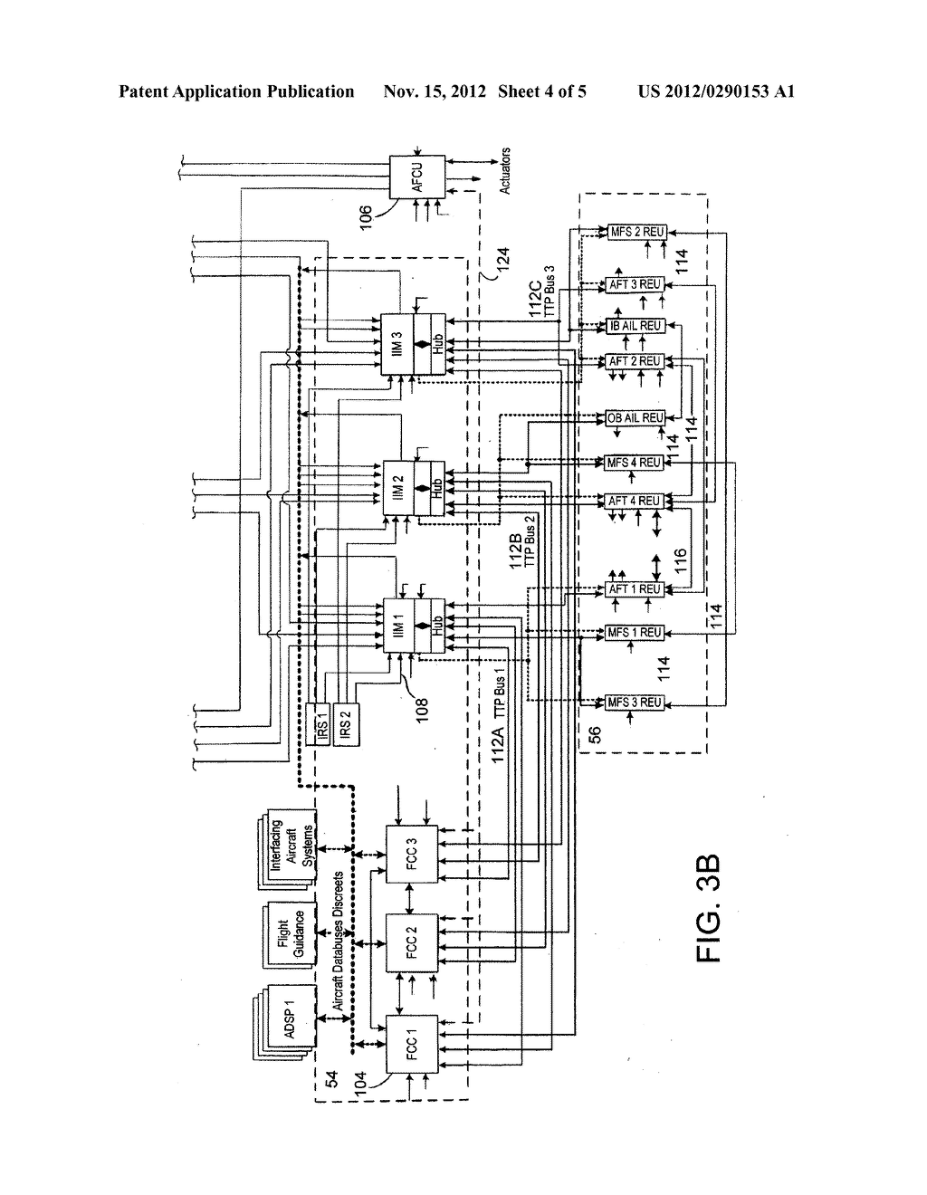 FLIGHT CONTROL SYSTEM WITH ALTERNATE CONTROL PATH - diagram, schematic, and image 05