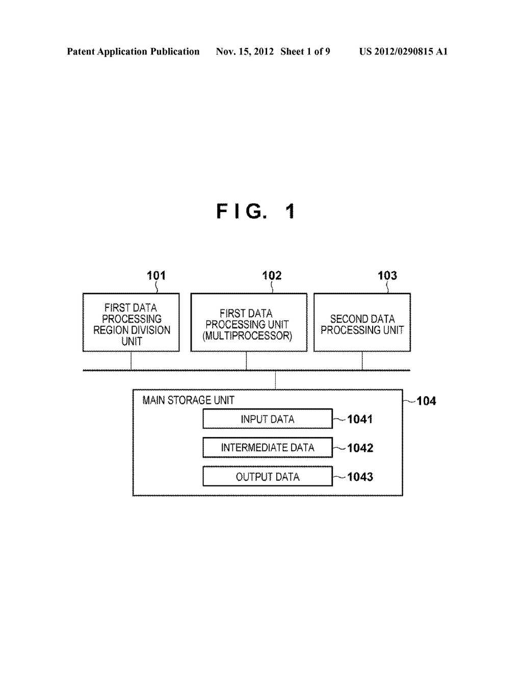 DATA PROCESSING APPARATUS AND DATA PROCESSING METHOD - diagram, schematic, and image 02