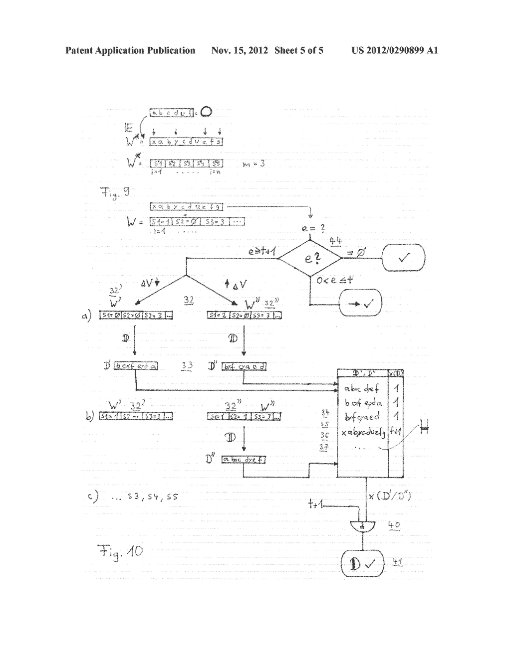 METHOD, DEVICE AND COMPUTER PROGRAM PRODUCT FOR DECODING A CODEWORD - diagram, schematic, and image 06
