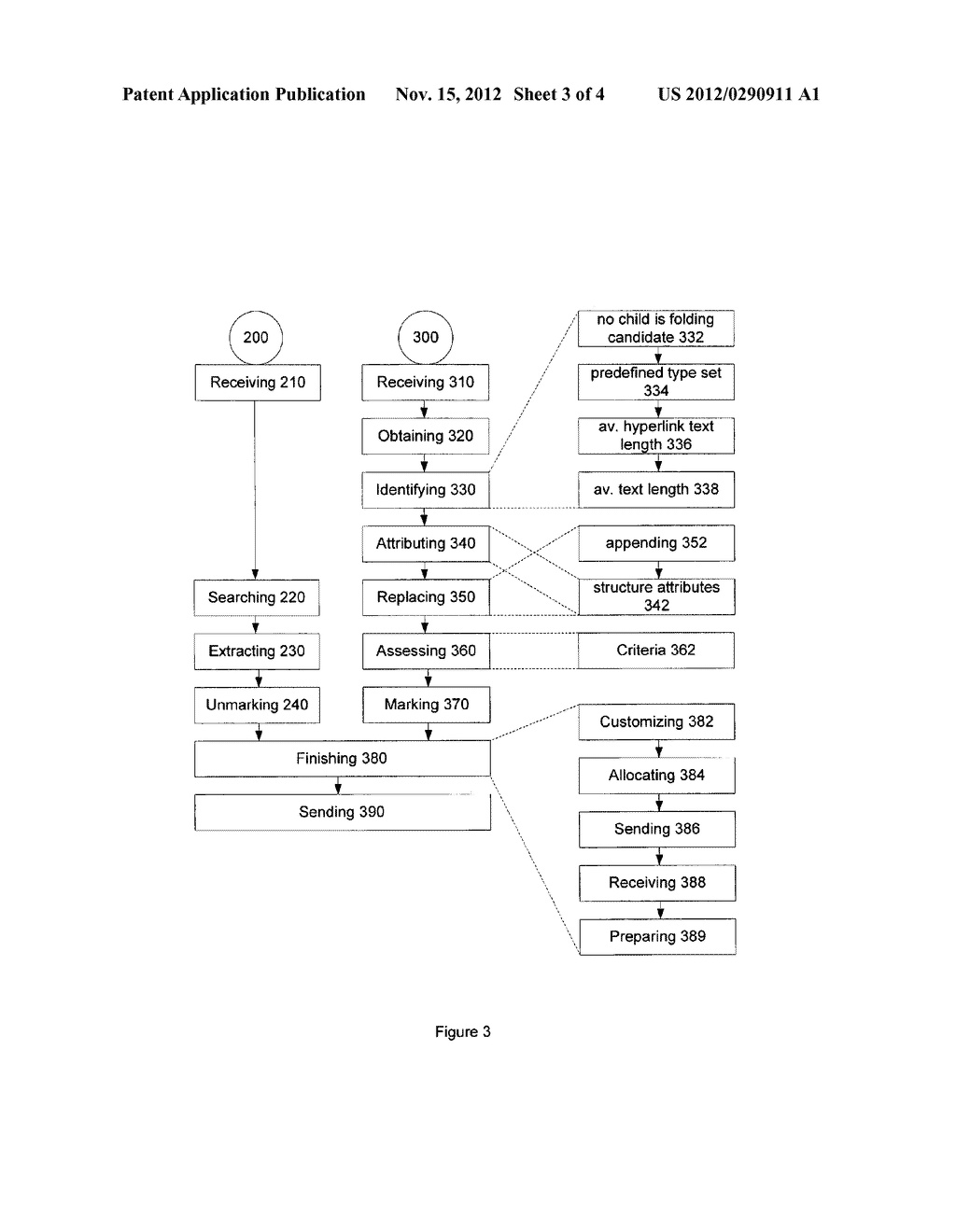 Method for Content Folding - diagram, schematic, and image 04