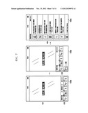 MOBILE TERMINAL AND METHOD FOR CONTROLLING SCREEN THEREOF diagram and image