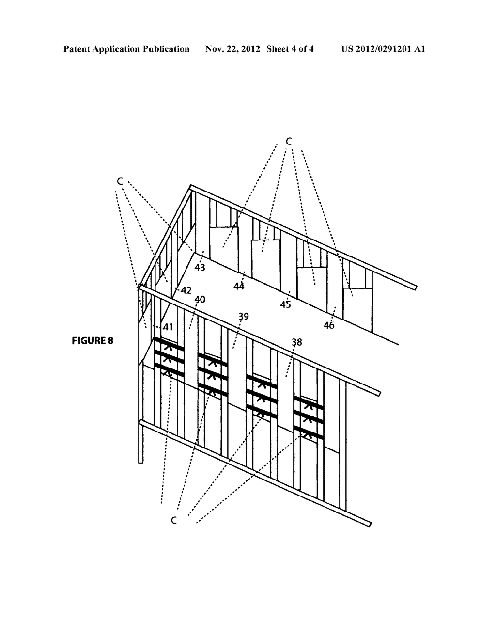Crib Slat Bumper System - diagram, schematic, and image 05