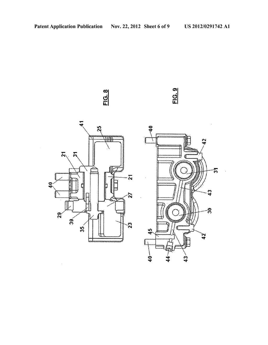 COUNTER ROTATING MASS SYSTEM CONFIGURED TO BE APPLIED TO AN INLINE-FOUR  INTERNAL COMBUSTION ENGINE TO BALANCE THE VIBRATIONS PRODUCED BY SAID ENGINE,  ...