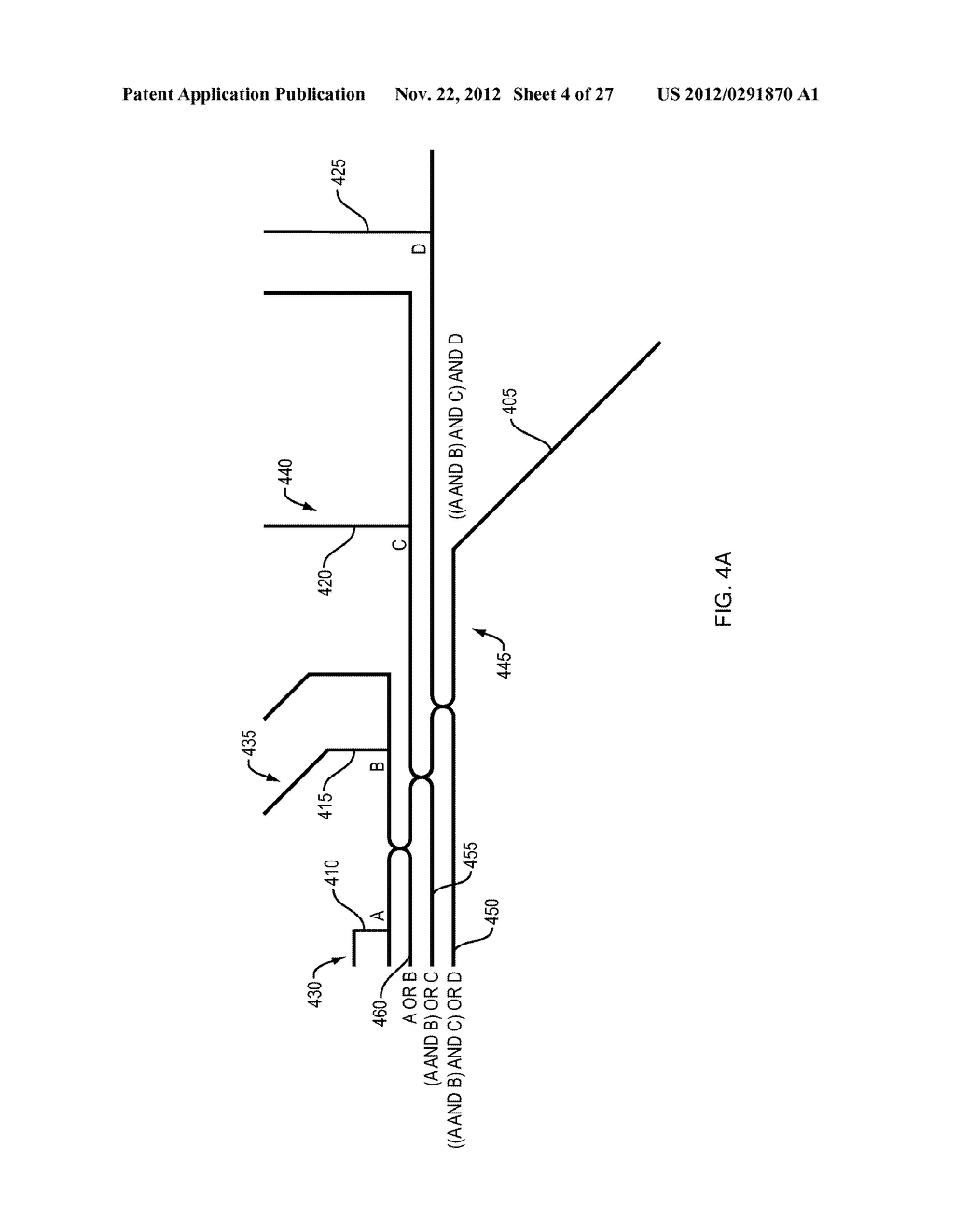 Microfluidic Bubble Logic Devices and Methods - diagram, schematic, and image 05