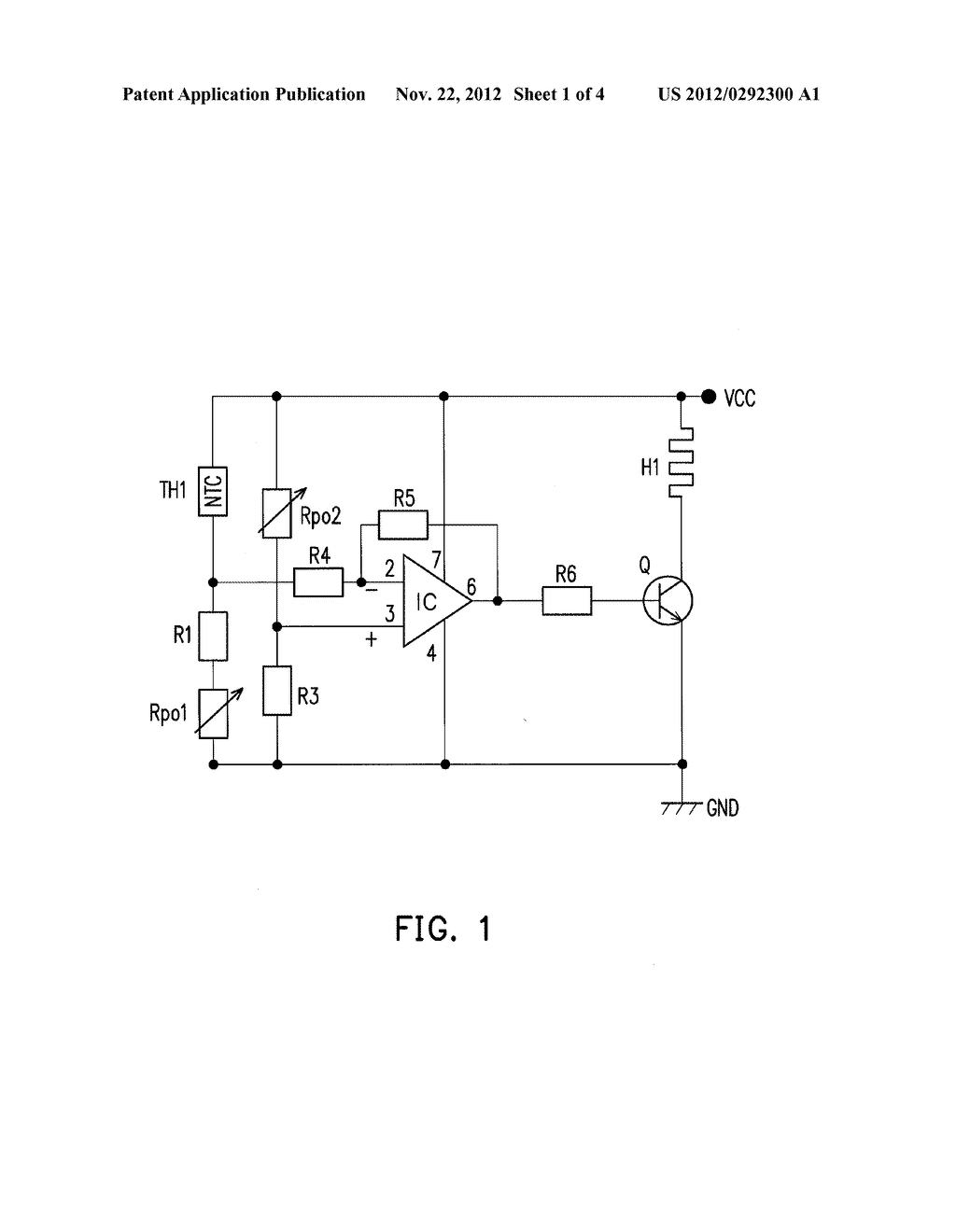 Temperature Control Circuit Of Oven Controlled Crystal Oscillator Quartz Schematic Diagram And Image 02