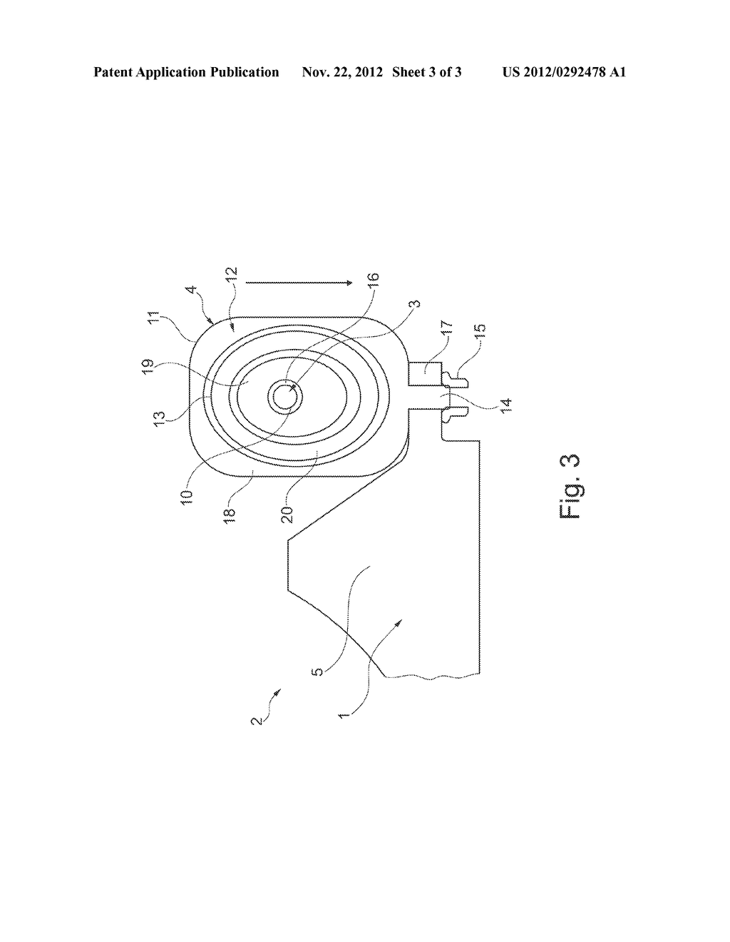 EXHAUST MOUNTING DEVICE AND MOTOR VEHICLE - diagram, schematic, and image 04