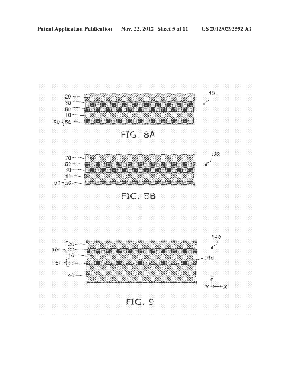 SEMICONDUCTOR LIGHT EMITTING DEVICE, NITRIDE SEMICONDUCTOR WAFER, AND     METHOD FOR MANUFACTURING NITRIDE SEMICONDUCTOR LAYER - diagram, schematic, and image 06
