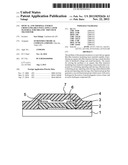 OPTICAL AND THERMAL ENERGY CROSS-LINKABLE INSULATING LAYER MATERIAL FOR     ORGANIC THIN FILM TRANSISTOR diagram and image