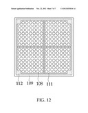 GALIUM-NITRIDE LIGHT EMITTING DEVICE OF MICROARRAY TYPE STRUCTURE AND     MANUFACTURING THEREOF diagram and image