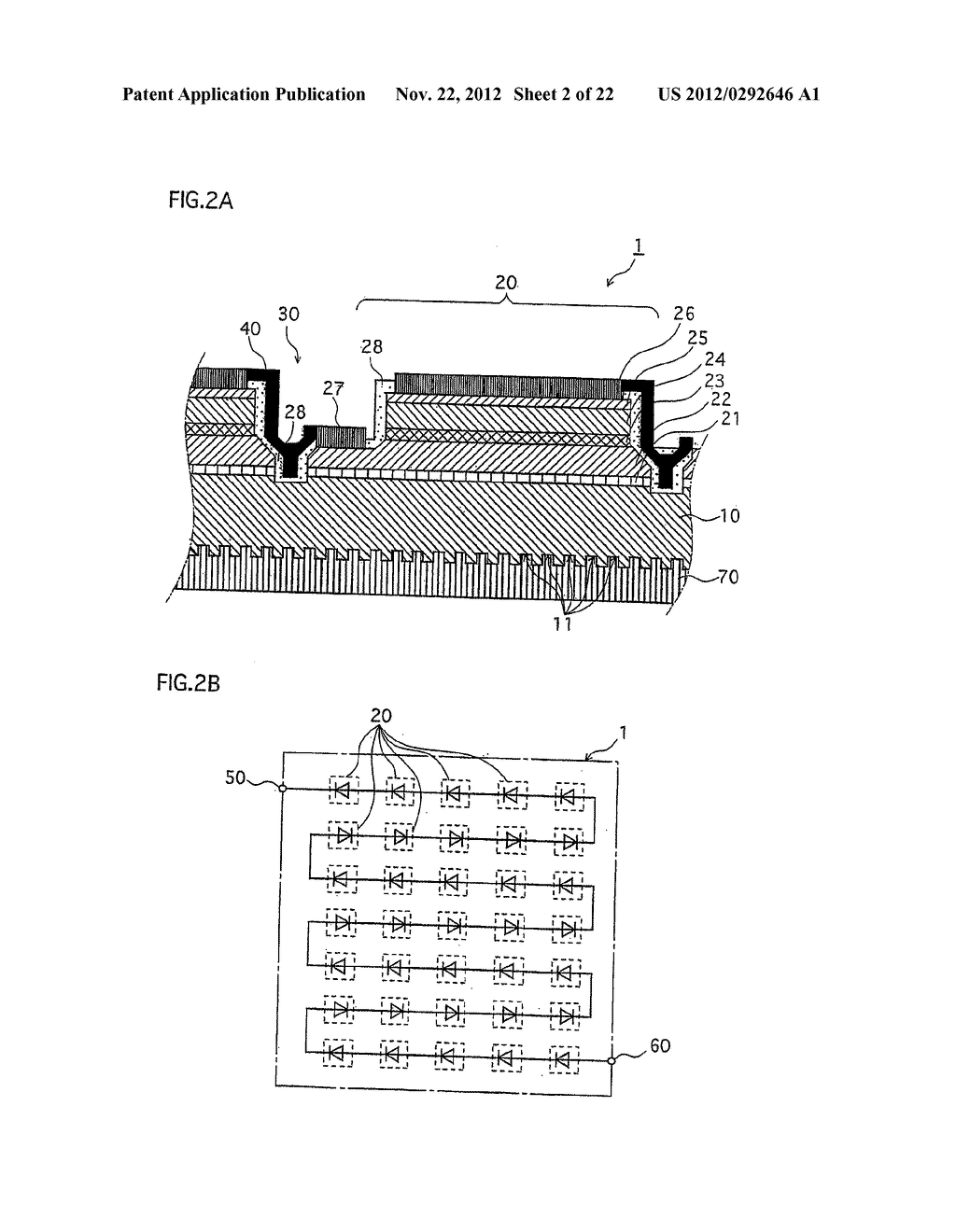 SEMICONDUCTOR LIGHT EMITTING DEVICE, METHOD OF MANUFACTURING THE SAME, AND     LIGHTING APPARATUS AND DISPLAY APPARATUS USING THE SAME - diagram, schematic, and image 03