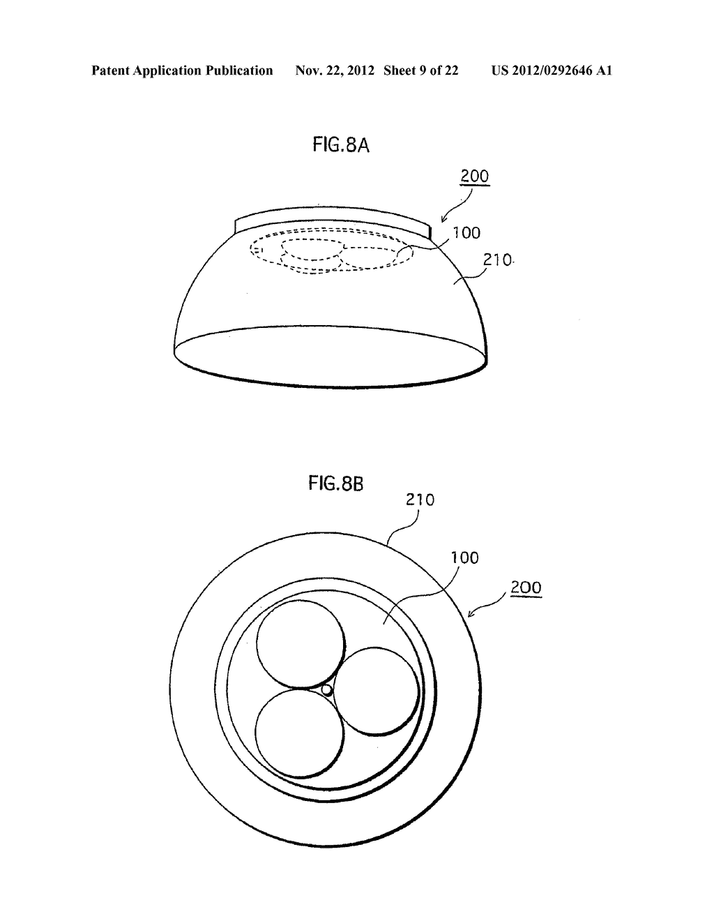 SEMICONDUCTOR LIGHT EMITTING DEVICE, METHOD OF MANUFACTURING THE SAME, AND     LIGHTING APPARATUS AND DISPLAY APPARATUS USING THE SAME - diagram, schematic, and image 10