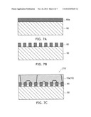 SEMICONDUCTOR LIGHT EMITTING DEVICE, WAFER, AND METHOD FOR MANUFACTURING     NITRIDE SEMICONDUCTOR CRYSTAL LAYER diagram and image
