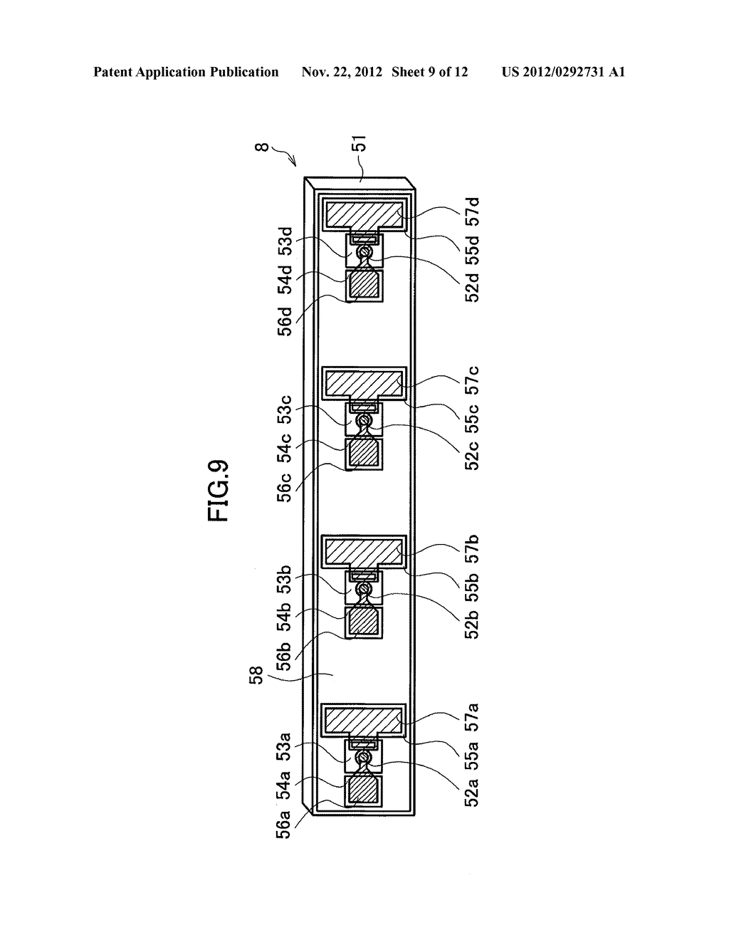 LIGHT-RECEIVING DEVICE ALLAY, OPTICAL RECEIVER MODULE, AND OPTICAL     TRANSCEIVER - diagram, schematic, and image 10