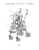 BABY CARRIAGE diagram and image