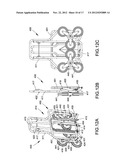 FOLDING CHASSIS FOR MANUALLY DRIVEN CARRIER VEHICLES CAPABLE OF TRAVERSING     OBSTACLES diagram and image