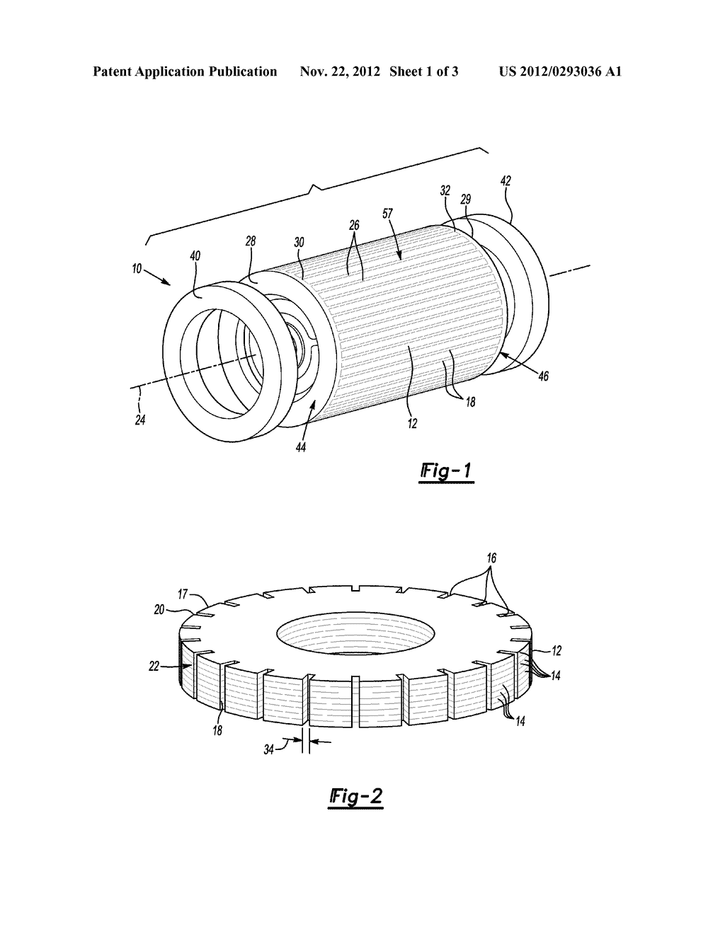 INDUCTION ROTOR ASSEMBLY AND METHOD OF MANUFACTURING SAME - diagram, schematic, and image 02